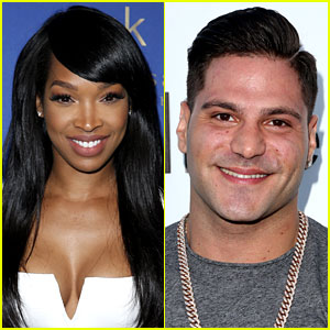 Malika Haqq Is Dating Jersey Shore's Ronnie Magro