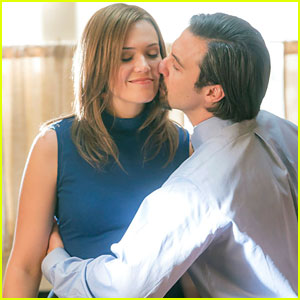 Mandy Moore Found Out About Golden Globe Nomination From Milo Ventimiglia!