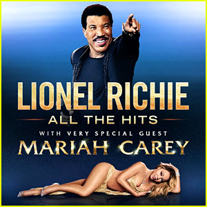 Mariah Carey & Lionel Richie Will Tour Together in 2017, Dates Announced!