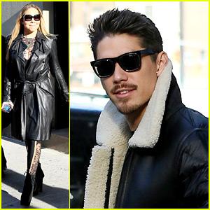 Mariah Carey & Rumored Boyfriend Bryan Tanaka Head to Times Square for New Year's Eve!