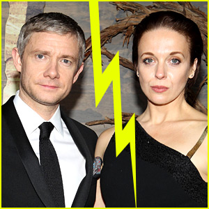 Martin Freeman & Amanda Abbington Split After Over 15 Years Together