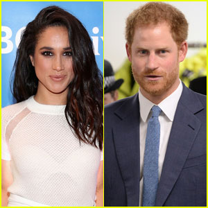 Prince Harry & Meghan Markle - First Photos Released!
