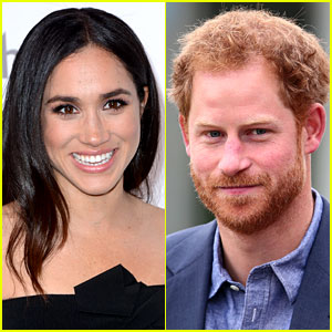 Meghan Markle Is Wearing a Necklace with Her & Prince Harry's Initials!