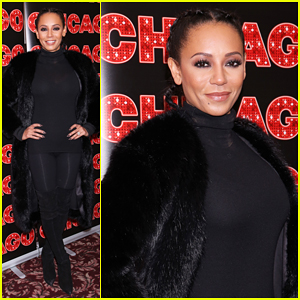 Mel B Joins Broadway's 'Chicago' As Roxie Hart!