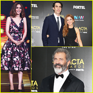 Mel Gibson & Isla Fisher Win Big At AACTA Awards 2016!