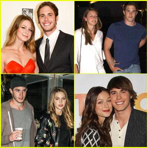Blake Jenner & Melissa Benoist: Relationship Timeline