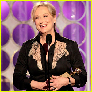 Meryl Streep Just Got Her 30th Golden Globe Nomination!