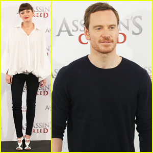 Michael Fassbender & Marion Cotillard Aren't Worried About The Video Game Film Curse With 'Assassin's Creed'
