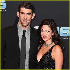Michael Phelps Wasn't Nervous At All During His Wedding