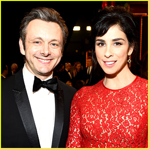 Michael Sheen to Quit Acting for Politics, Girlfriend Sarah Silverman Shows Her Approval