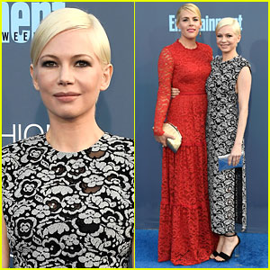 Michelle Williams' Critics' Choice Awards 2016 Date Is Her BFF Busy Philipps!