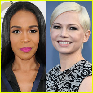 Singer Michelle Williams Congratulates Actress Michelle Williams on SAG Nomination
