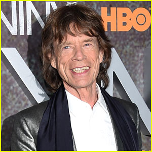 Mick Jagger's Newborn Son Deveraux Makes His Instagram Debut!