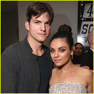 Mila Kunis Gives Birth to Second Child with Ashton Kutcher!