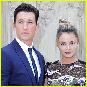 Miles Teller & Girlfriend Keleigh Sperry Involved in Scary Car Accident