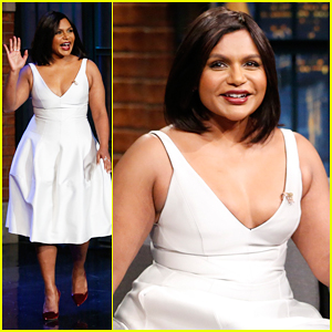 Mindy Kaling On Filming 'Ocean's Eight' In NYC: 'I Have Never Felt So Unfamous In My Life'