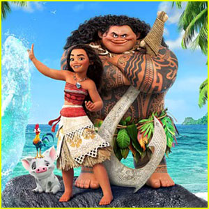 VIDEO: 'Moana' Releases Full Performance of 'How Far I'll Go' After Golden Globe Nomination!