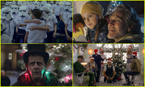 VIDEO: The Most Touching Holiday Commercials of 2016