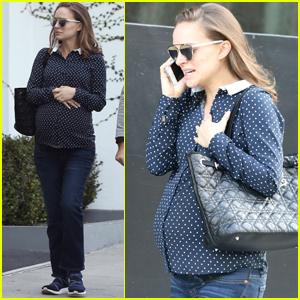 Natalie Portman Is So Honored For Golden Globe Nod!