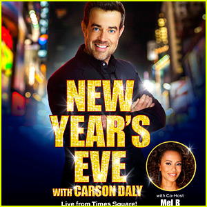NBC's New Year's Eve with Carson Daly 2017 - Performers List!