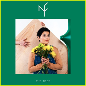 Nelly Furtado Reveals Release Date & Artwork For New Album 'The Ride'!