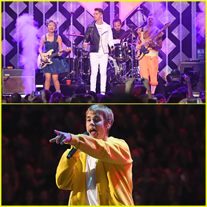VIDEO: DNCE Cover Kanye West During Z100's Jingle Ball 2016 - Watch!