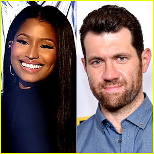 Nicki Minaj Has Discovered Billy Eichner & Her Reaction is Amazing