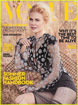 Nicole Kidman Always Knew She Would Adopt Kids