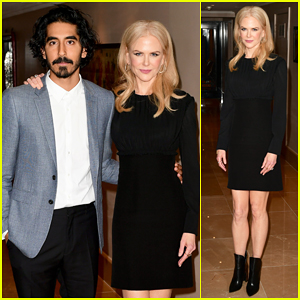 Nicole Kidman Felt Very Maternal Towards Dev Patel While Shooting 'Lion'!