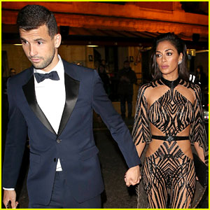 Nicole Scherzinger & Boyfriend Grigor Dimitrov Look Like a Million Bucks Together!