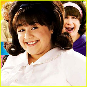 Hairspray's Nikki Blonsky (2007's Tracy Turnblad) Reacts to 'Hairspray Live'!