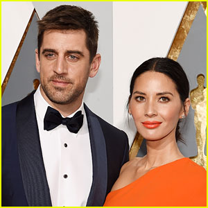 Olivia Munn Had Sweet Reaction to Aaron Rodgers' NFL Victory!