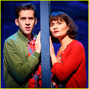 Phillipa Soo in 'Amelie' Musical - First Look Photos Revealed!