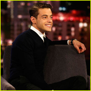 VIDEO: Rami Malek Once Seduced An Older Woman While Delivering Pizza