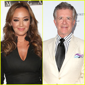 Leah Remini Remembers Co-Star Alan Thicke, Calls Him 'Such a Talent & Good Guy'