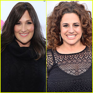 Ricki Lake & Marissa Jaret Winokur Are Excited to Make 'Hairspray Live!' Cameos