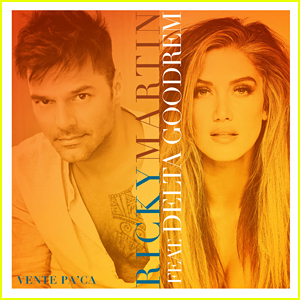 Ricky Martin Duets With Delta Goodrem On 'Vente Pa' Ca' - Stream & Download!