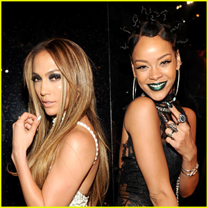 Rihanna Unfollows Jennifer Lopez Amid Drake Romance Rumors