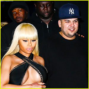 Rob Kardashian & Blac Chyna Breakup: Rob's 'Crazy Suspicious' & 'Doesn't Trust Her'