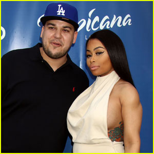 Rob Kardashian Misses Baby Dream After Blac Chyna Leaves