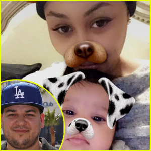 Rob Kardashian Shares New Photos of Dream & Blac Chyna Following His Hospitalization