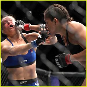 Ronda Rousey Loses Comeback Fight to Amanda Nunes in 48 Seconds