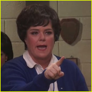 Rosie O'Donnell Makes The Best Gym Teacher on 'Hairspray Live!'