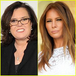 Rosie O'Donnell Apologizes to Melania Trump for RT'ing Barron Trump Autism Video