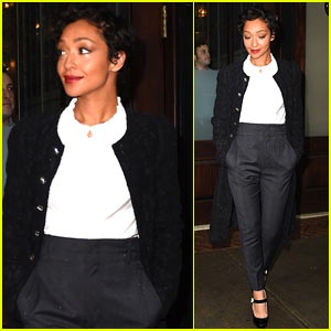 Ruth Negga Continues Promoting 'Loving' Ahead of Awards Season