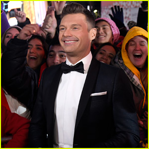 How Cold is it in New York? Ryan Seacrest Wants You to Know He's Warm!