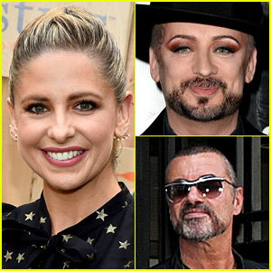 Sarah Michelle Gellar Mistakenly Thought Boy George Had Died