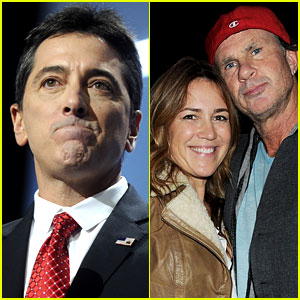Scott Baio Claims That Chad Smith's Wife Attacked Him