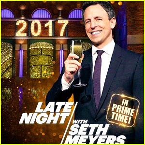 Seth Meyers' New Year's Eve Special 2017 - Celebs & Performers Lineup!
