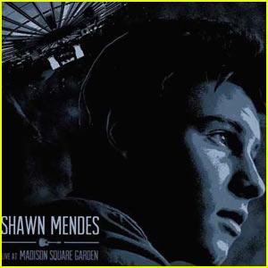 Shawn Mendes: 'Live at Madison Square Garden' Album Stream & Download - Listen Now!